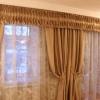 Як своїми руками зшити ламбрекен бандо для штор?