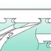 Як встановити правильно рейкова стеля?