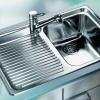 Як встановити сучасну кухонну мийку?