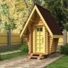 Як влаштувати туалет на дачі і не забути про дизайн?