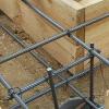 Як утеплити фундамент дерев'яного будинку