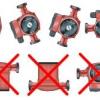 Як вмонтувати насос в систему опалення?