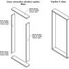 Як виконується установка коробки міжкімнатних дверей?