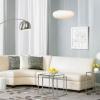 Як візуально збільшити кімнату: хитрі дизайнерські прийоми візуального розширення простору