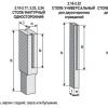 Які бувають бетонні стовпи для забору і як вони встановлюються