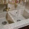 Кам'яна мийка - які миючі засоби безпечні для її очищення?