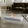 Камін в інтер'єрі квартири: особливості вибору та варіанти дизайну