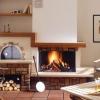 Каміни: домашнє тепло в будь-який час року