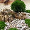 Камені в саду як прикраса ділянки