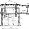 Каналізації в приватному будинку: схема і реалізація проекту