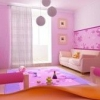 Кімната з гіпсокартону для дівчаток
