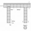 Конструкція ростверку пальового фундаменту