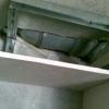 Короб з гіпсокартону на стелі - кращий спосіб заховати що проходять комунікації