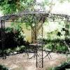 Ковані вироби для саду - альтанки, мангали, гойдалки, садові меблі