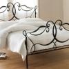 Ковані ліжка в інтер'єрі - стильна прикраса вашої спальні