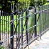 Ковані ворота, хвіртки і паркани - оригінальне огорожу вашої ділянки