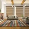 Килим в вітальню: м'яке і затишне доповнення для зони комфорту