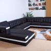 Шкіряні кутові дивани - гідне доповнення до стильного домашнього інтер'єру