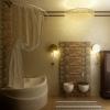 Красиві ідеї для освітлення ванної кімнати