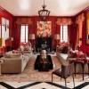 «Червона» вітальня сьогодні - хороший смак або несмак?