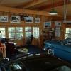 Красивий і затишний гараж