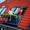 Покрівля мансардного даху