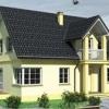 Дахи будинків: проекти - визначаємося з формою даху