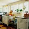 Кухня в стилі ретро - душевний спокій і рівновагу
