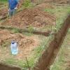 Стрічковий мелкозаглубленний фундамент на глинистих ґрунтах