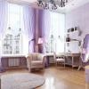 Пурпурний в інтер'єрі: магічний, ніжний, неординарний