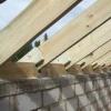Розрахунок матеріалу на дах в двох варіантах