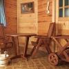 Меблі для лазні та сауни - рекомендації по влаштуванню затишку