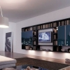 Меблеві стінки для віталень - сучасні та класичні
