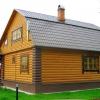 Металевий блок хаус: особливості монтажу