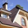 Металочерепиця як матеріал для облицювання даху