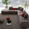Модульні дивани в інтер'єрі: ідеальний варіант для сучасної вітальні