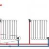 Монтаж алюмінієвих радіаторів
