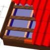 Монтаж покрівлі з металочерепиці