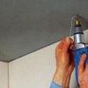 Монтаж підвісної стелі з гіпсокартону своїми руками