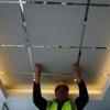 Монтаж підвісної стелі своїми руками