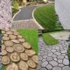 Будівництво садових стежок