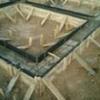Недобудований фундамент в першу зиму