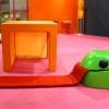 Незвичайні ідеї для дитячої кімнати - «чик-чик, я в будиночку!»