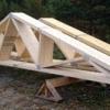 Несучі конструкції: придивляємося до даху