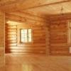 Про підлогах в будинку з бруса