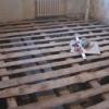 Про ремонт дерев'яних підлог