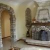 Облицювання камінів: використовувані оздоблювальні матеріали та їх особливості