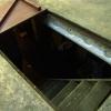 Устаткування стелі в овочевий ямі гаража