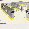 Облаштування основ і фундаментів при будівництві будівель