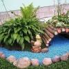 Облаштування саду - створення декоративного струмка